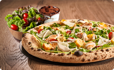 Image de Formule Pizza Gastronomique